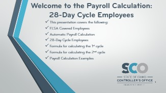 Payroll Calculation Self Guided Courses